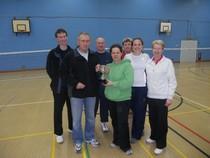 Salisbury badminton